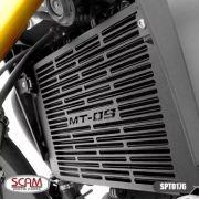 Protetor Radiador Yamaha Mt09 2015+ Scam Spto176
