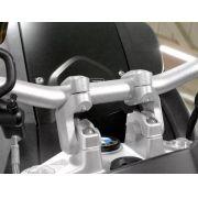 Riser Adapt Guidao Bmw F850gs 2019+ Scam Spta216 Prata