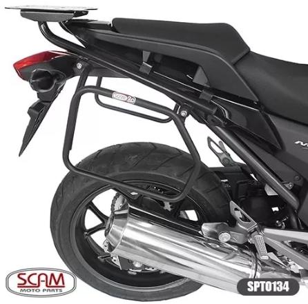 Afastador Alforge Honda Nc700x Nc750x 2013-2015 Spto134 Scam