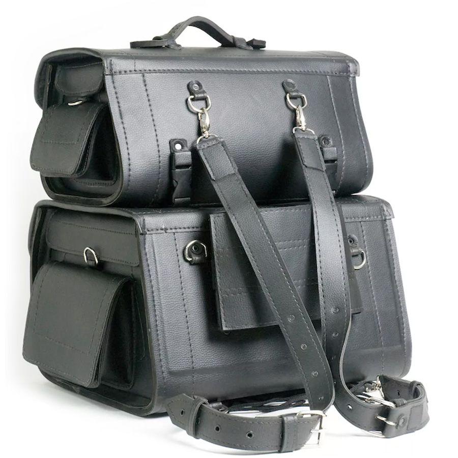 Alforge Sissy Bag Mala Traseira Double Bag 75L V2 Custom