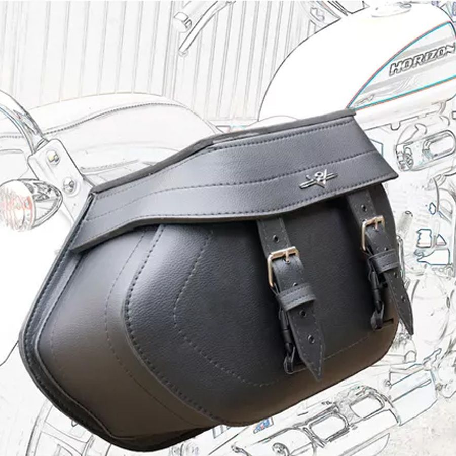 Alforge Sissy Bag Traseiro Heritage 65L V2Custom