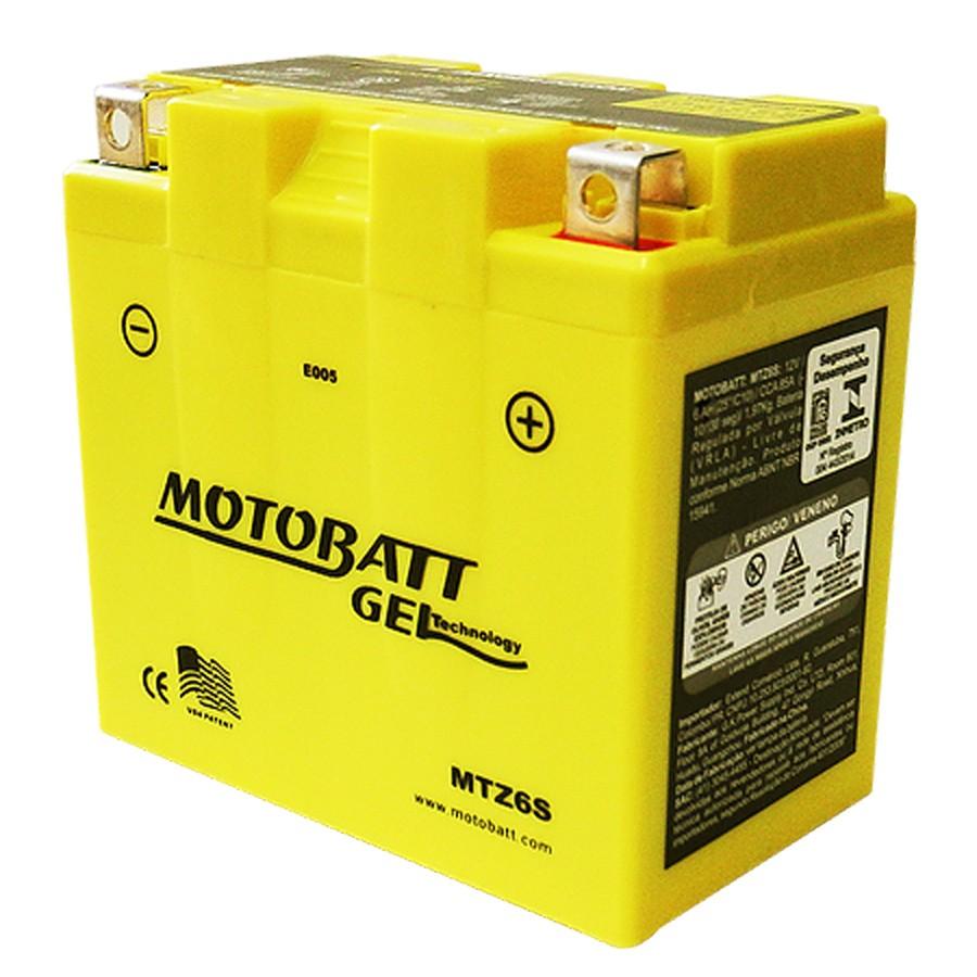 Bateria Motobatt MBTZ10S GEL