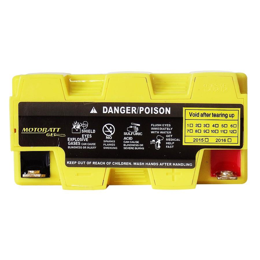 Bateria Motobatt MTX5AL GEL