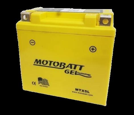 BATERIA MOTOBATT MTX5L
