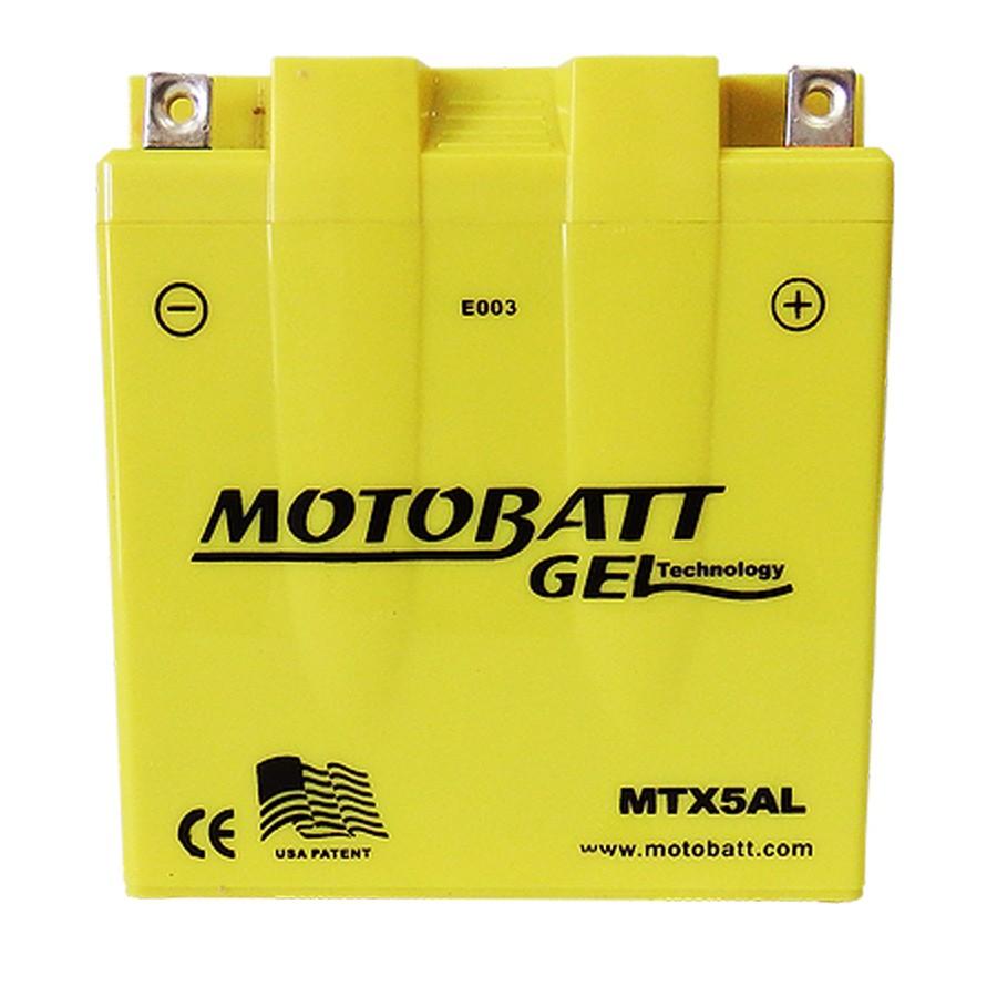 Bateria Motobatt MTX9A GEL