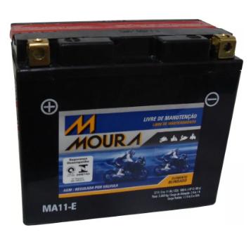Bateria Moura MA11-E Ducati MY08 1198 2009 - 2011