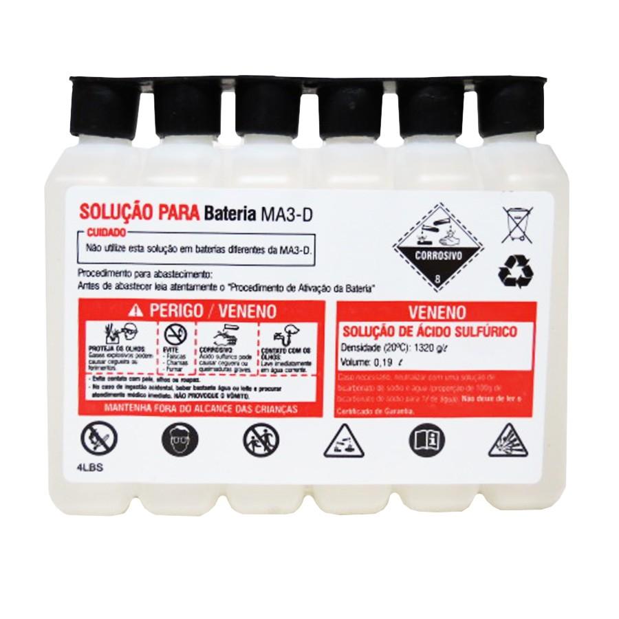 Bateria Moura Ma3-d Biz 100 Cc 2000 A 2015