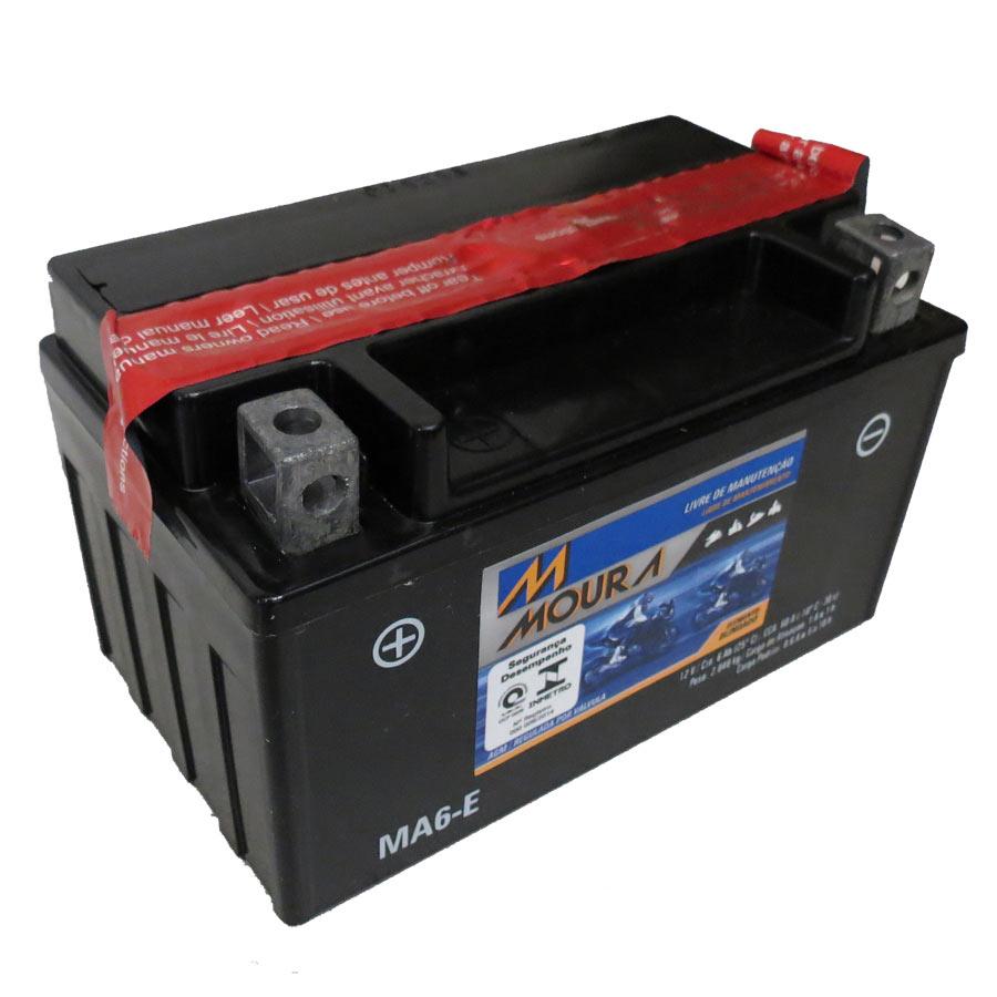 Bateria Moura Ma6-E 12 Volts 6 Amperes