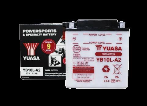 BATERIA YUASA YB10L-A2