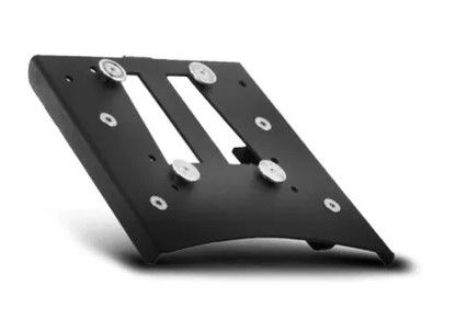 Bauleto (Bau) Traseiro 56L Alumínio Escovado