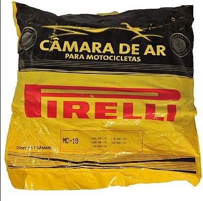 CÂMARA DE AR TRASEIRA 3.25-16