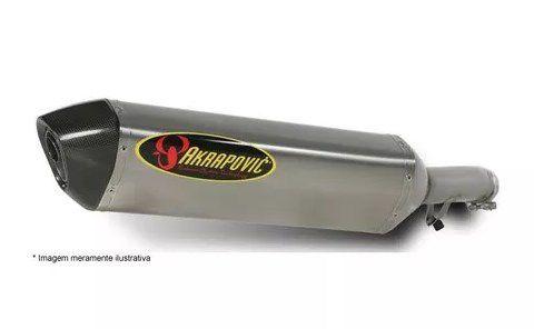 PONTEIRA AKRAPOVIC SLIP-ON CARBONO SUZ-BANDIT 650 1250 2007