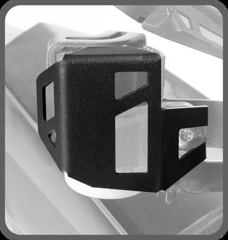 Protetor Capa Reservatório de Fluído de Freio F800 GS ADVENTURE até 2012