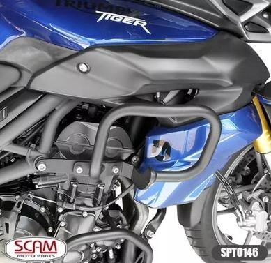 Protetor Carenagem Triumph Tiger800 2012-2014 Spto146 Scam