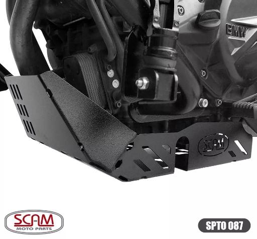 Protetor Carter Bmw F800gs 2008+ Scam Spto087