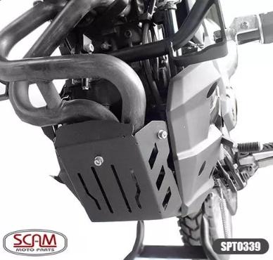 Protetor Carter Kawasaki Versys-x300 2018+ Spto339 Scam