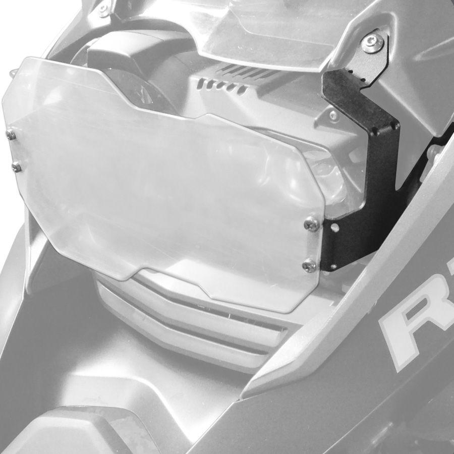 Protetor de Farol Bmw R1200 Adventure Acrilico