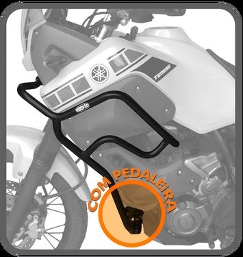 Protetor de Motor Carenagem COM PEDALEIRA TENERE 660