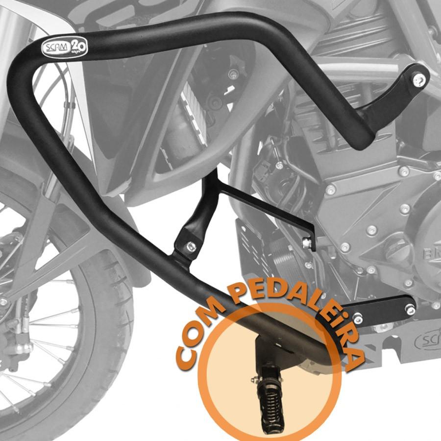 Protetor de Motor Carenagem Mata Cachorro F800 GS