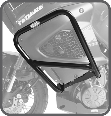 Protetor de Motor Carenagem SUPER TENERE 1200