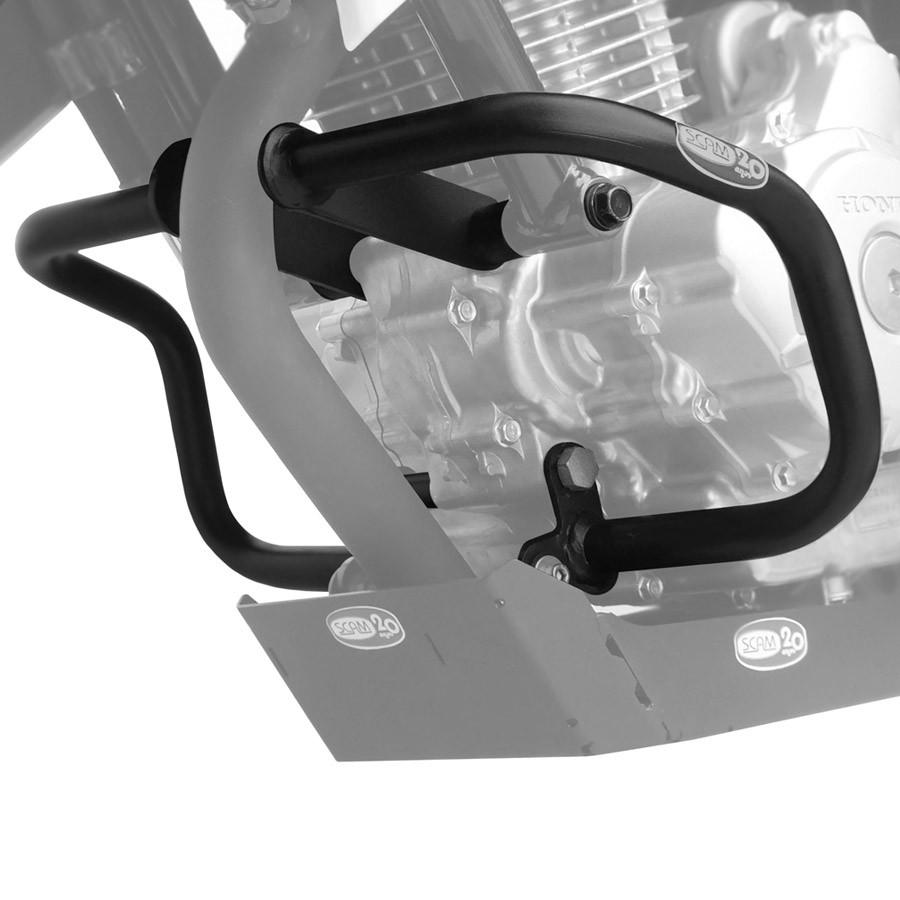 Protetor de Motor Mata Cachorro CB Twister 250