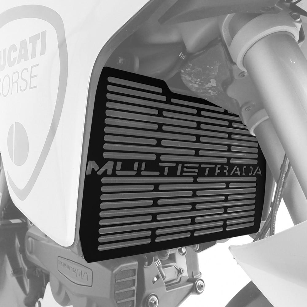 Protetor de Radiador Multistrada 950