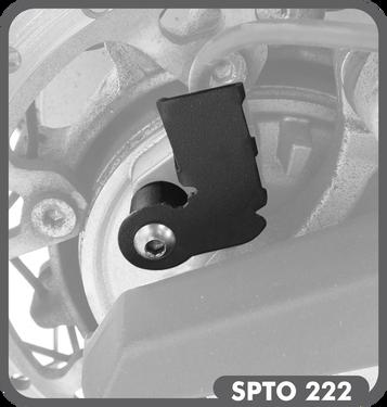Protetor de Sensor ABS TENERE 660