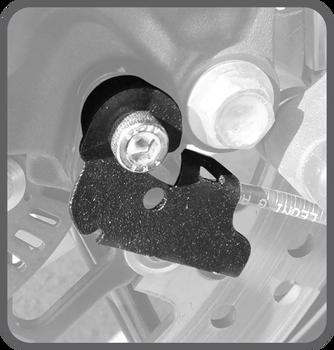 Protetor de Sensor ABS TIGER 800 XC XR XCX XRX XCA