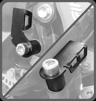 Protetor de Sensor ABS VERSYS 650 2015 em diante
