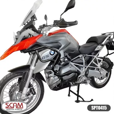 Protetor Motor Carenagem Bmw R1200gs 2013 A 19 Spto415 Preto