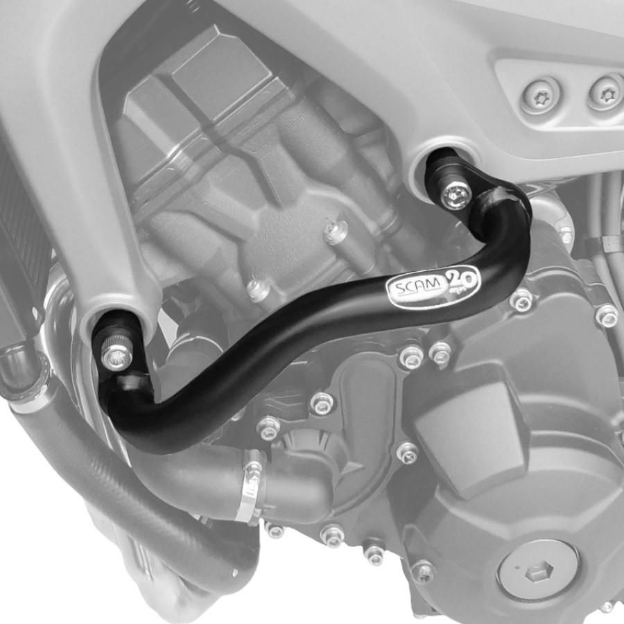 Protetor Motor Carenagem Mata Cachorro Modelo Alça Yamaha MT09 Trace