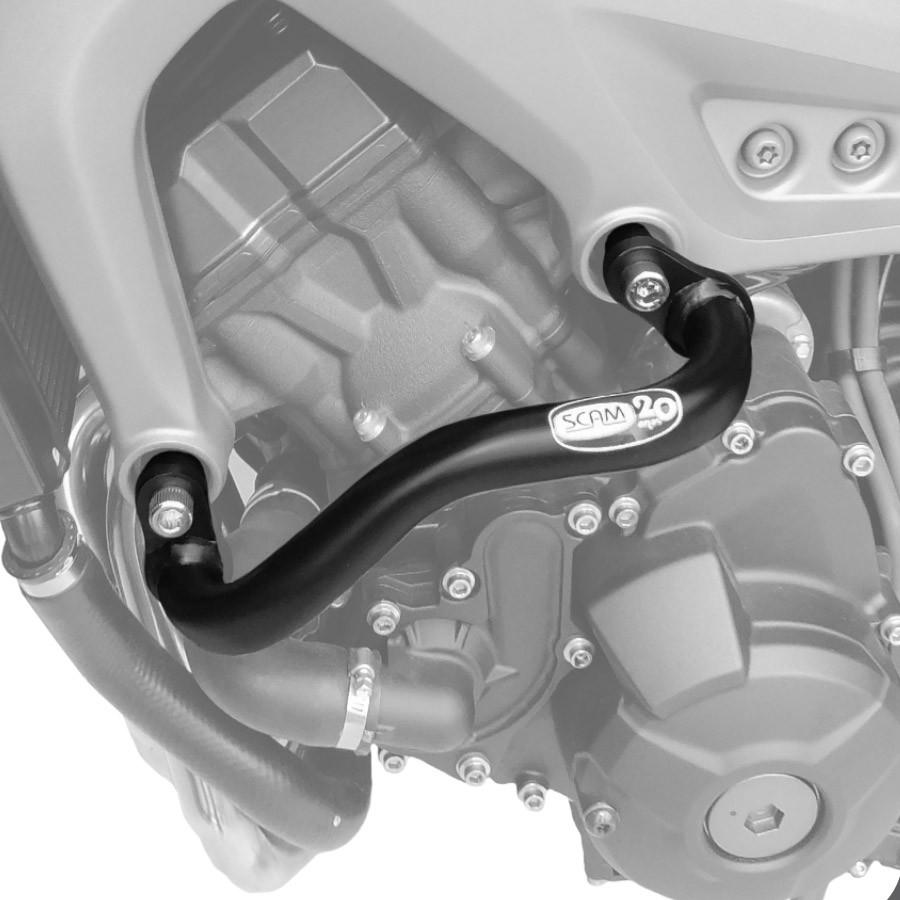 Protetor Motor Carenagem Mata Cachorro Yamaha MT09
