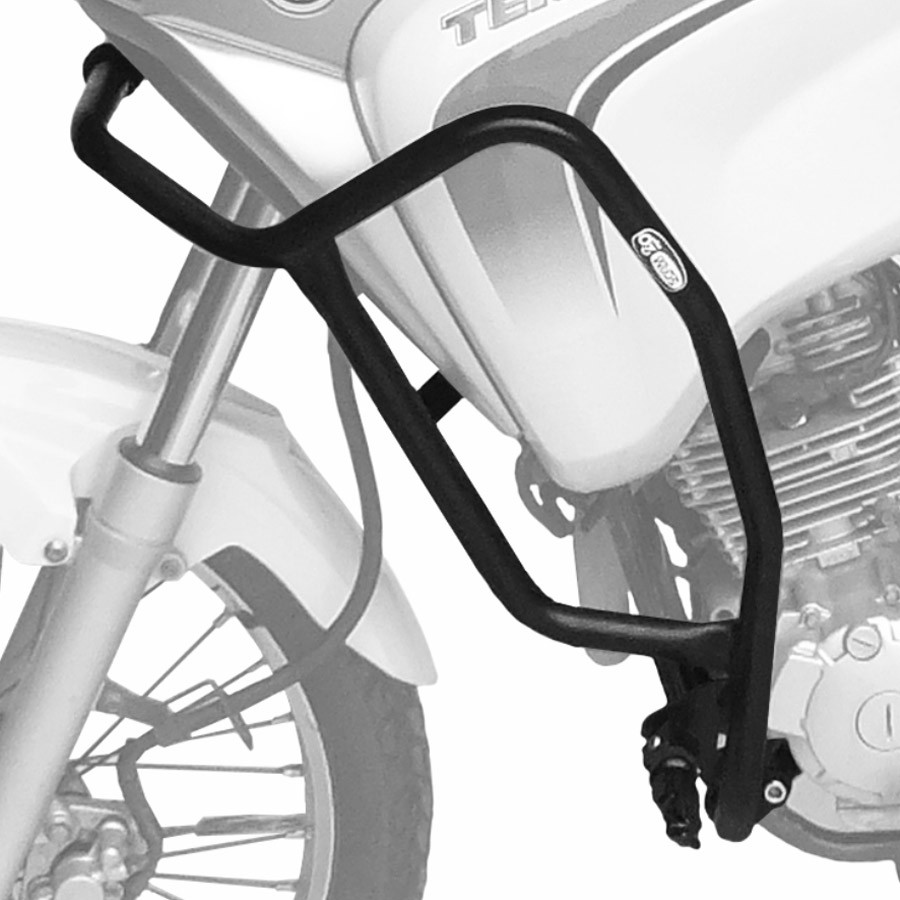Protetor Motor Carenagem Mata Cachorro Yamaha Ténéré 250
