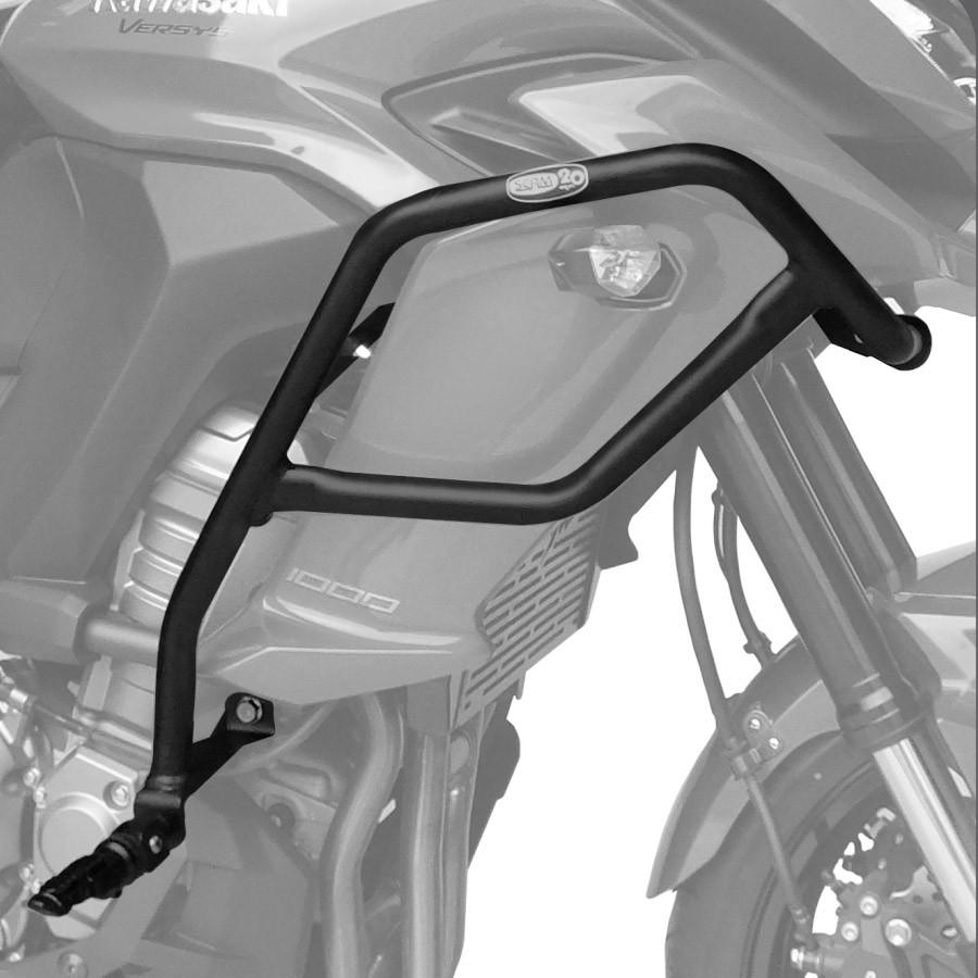 Protetor Motor Mata Cachorro Kawasaki Versys 1000 2015