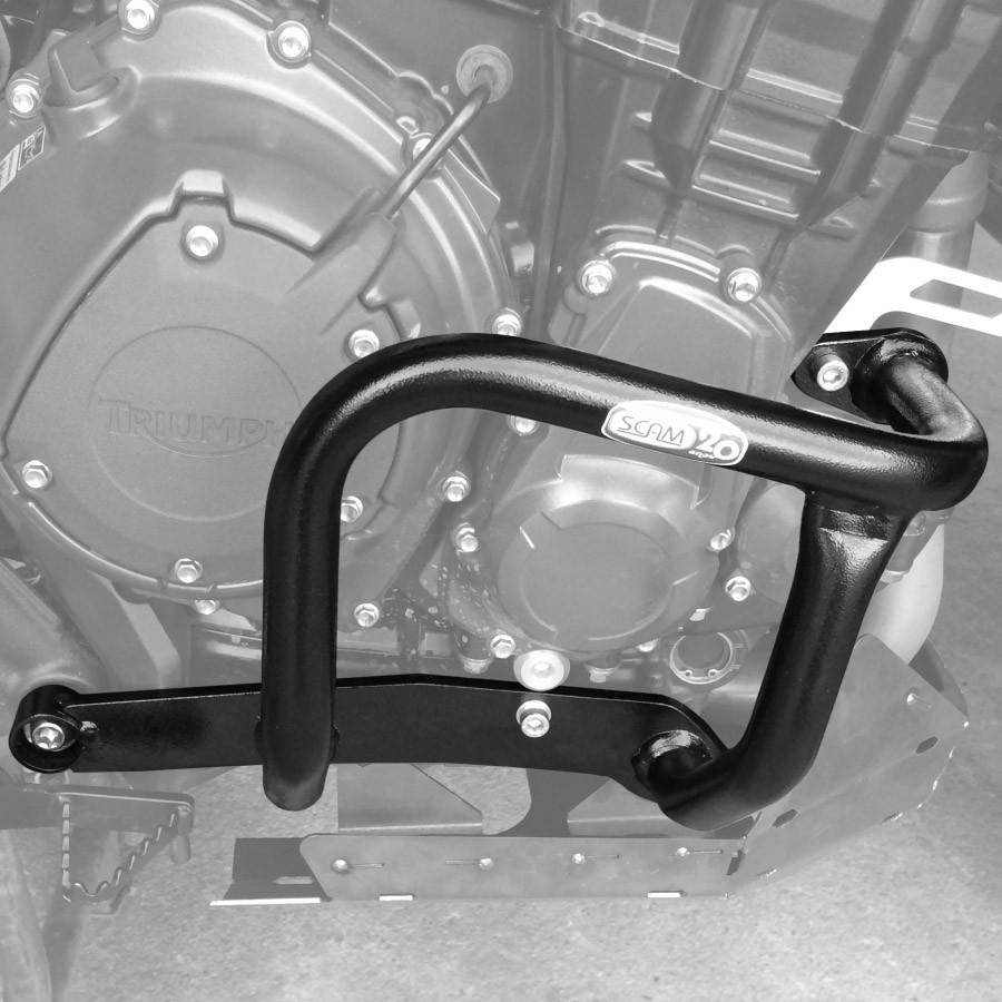 Protetor Motor Mata Cachorro Triumph Tiger 1200 Explorer XC XR XCX XCA