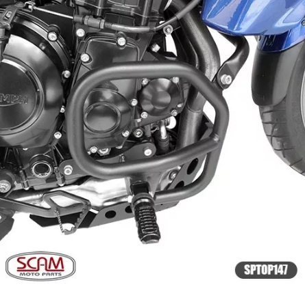 Protetor Motor Triumph Tiger800 2012+ Sptop147 Scam