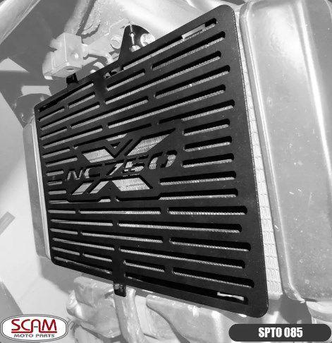 Protetor Radiador Honda Nc700x Nc750x 2013+ Scam Spto085