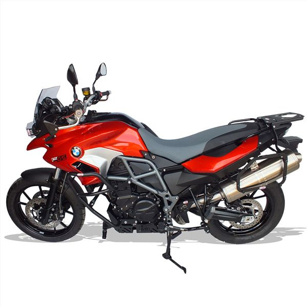 Suporte Baú Lateral BMW F700 GS