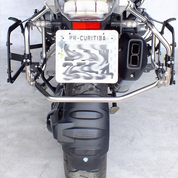Suporte Baú Lateral BMW R1200 GS Adventure