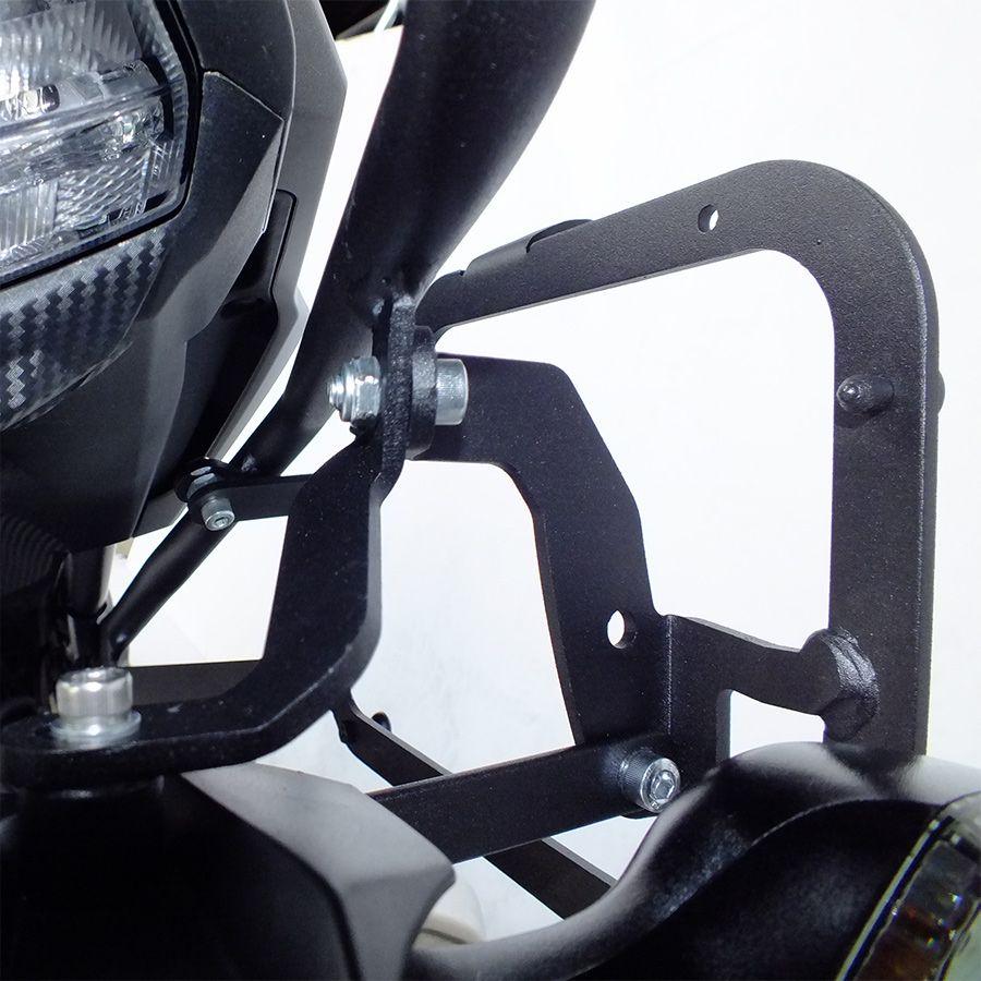 Suporte Baú Lateral Honda CB500F CBR 500R