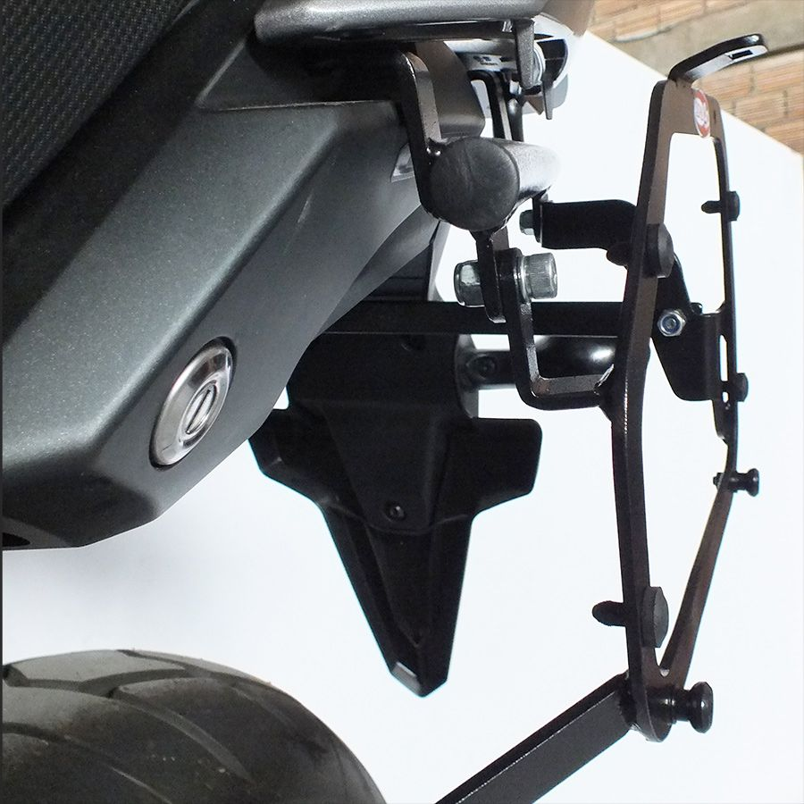 Suporte Baú Lateral Honda CB 500 X