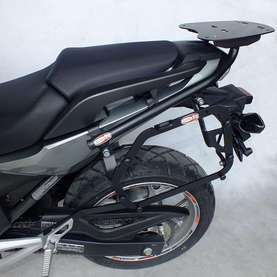Suporte Baú Lateral Honda NC 700 X NC 750 X