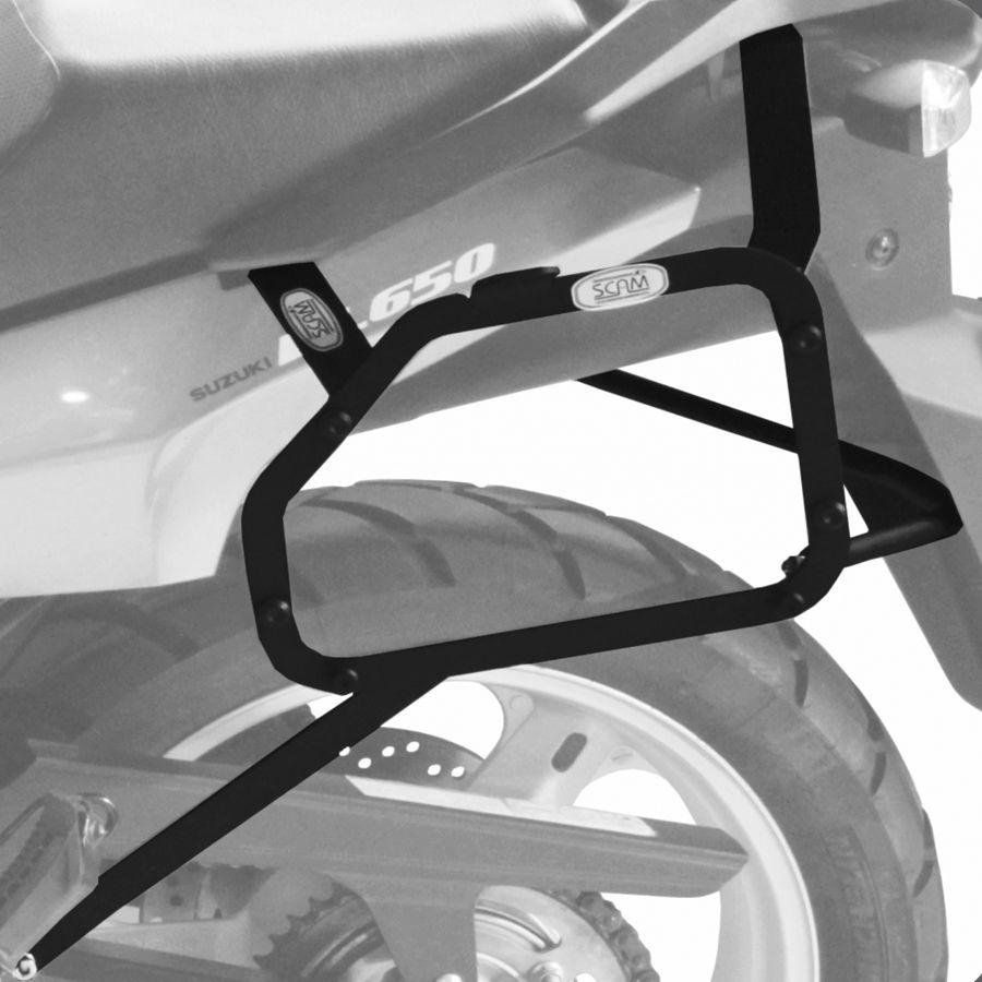 Suporte Baú Lateral Suzuki V Strom 650 2014 em diante