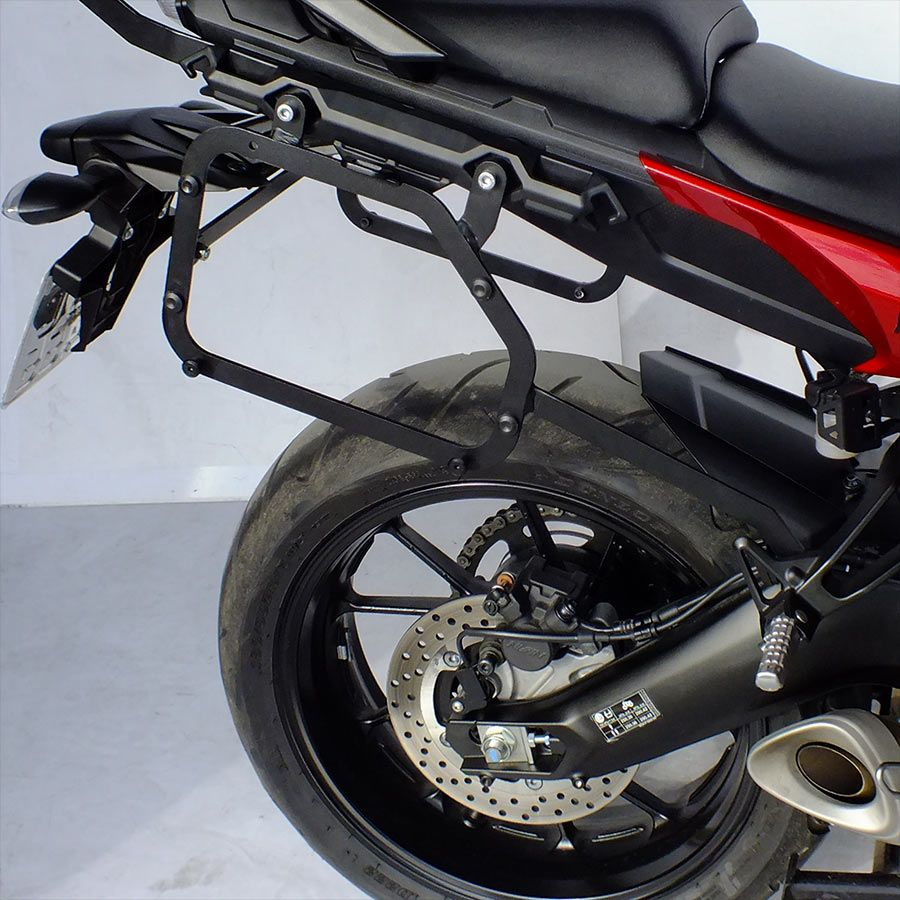 Suporte Baú Lateral Yamaha MT 09 Tracer
