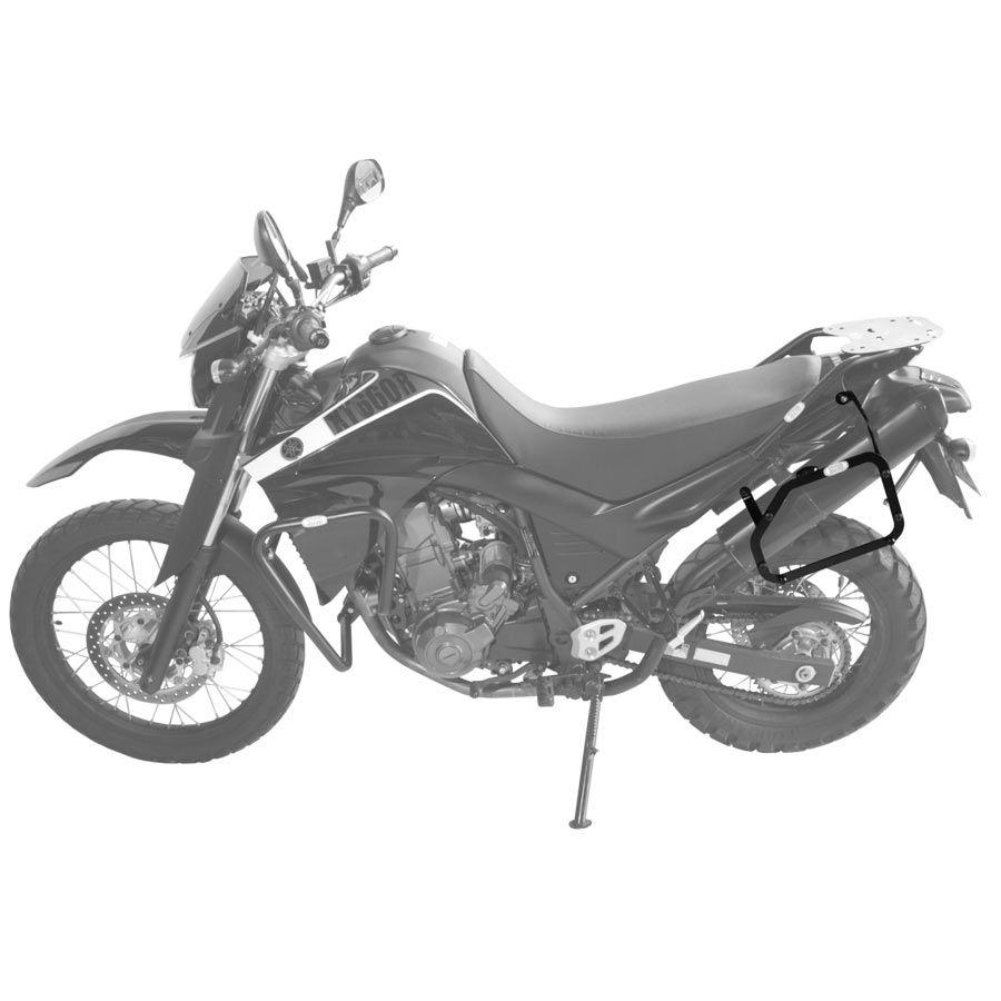 Suporte Baú Lateral Yamaha XT 660R