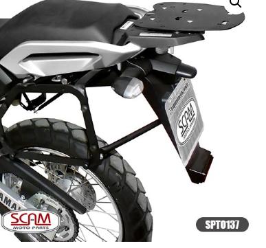 Suporte Baú Superior Yamaha Tenere250 2016+ Scam Spto137