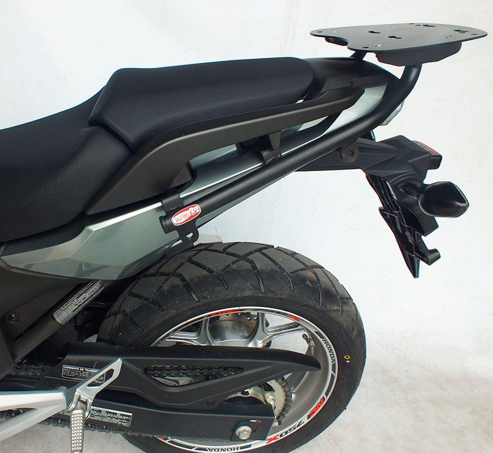 Suporte De Baú Superior Scam  Honda NC 700X / NC 750X 2013 até 2015