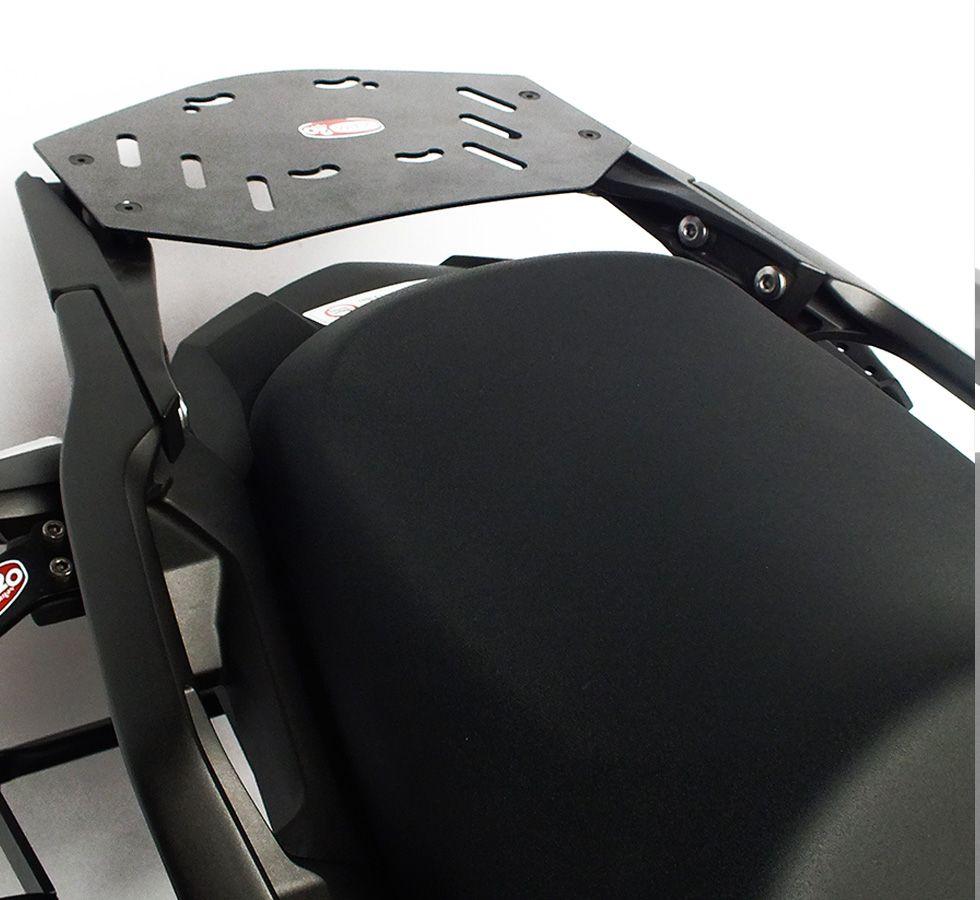 Suporte De Baú Superior Scam Kawasaki Versys 1000 Todos Os Modelos