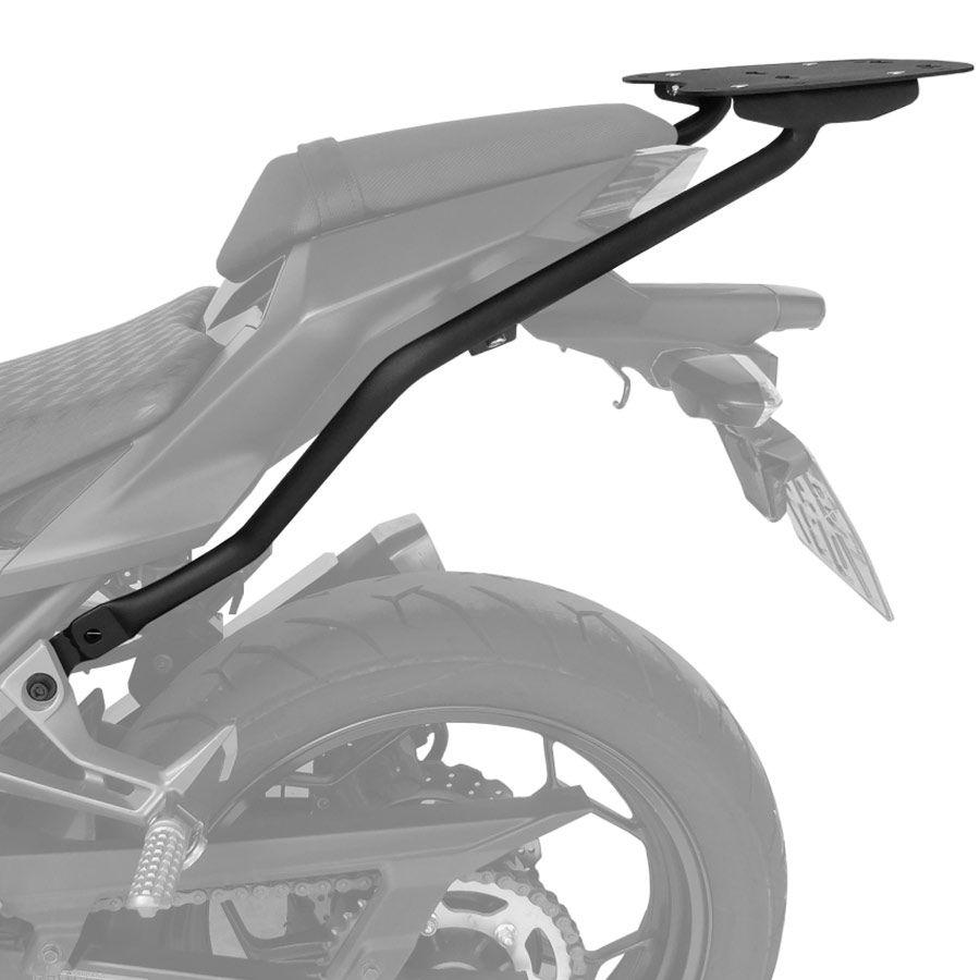 Suporte De Baú Superior Scam  Kawasaki Z300 E Ninja 300  Todos Os Modelos