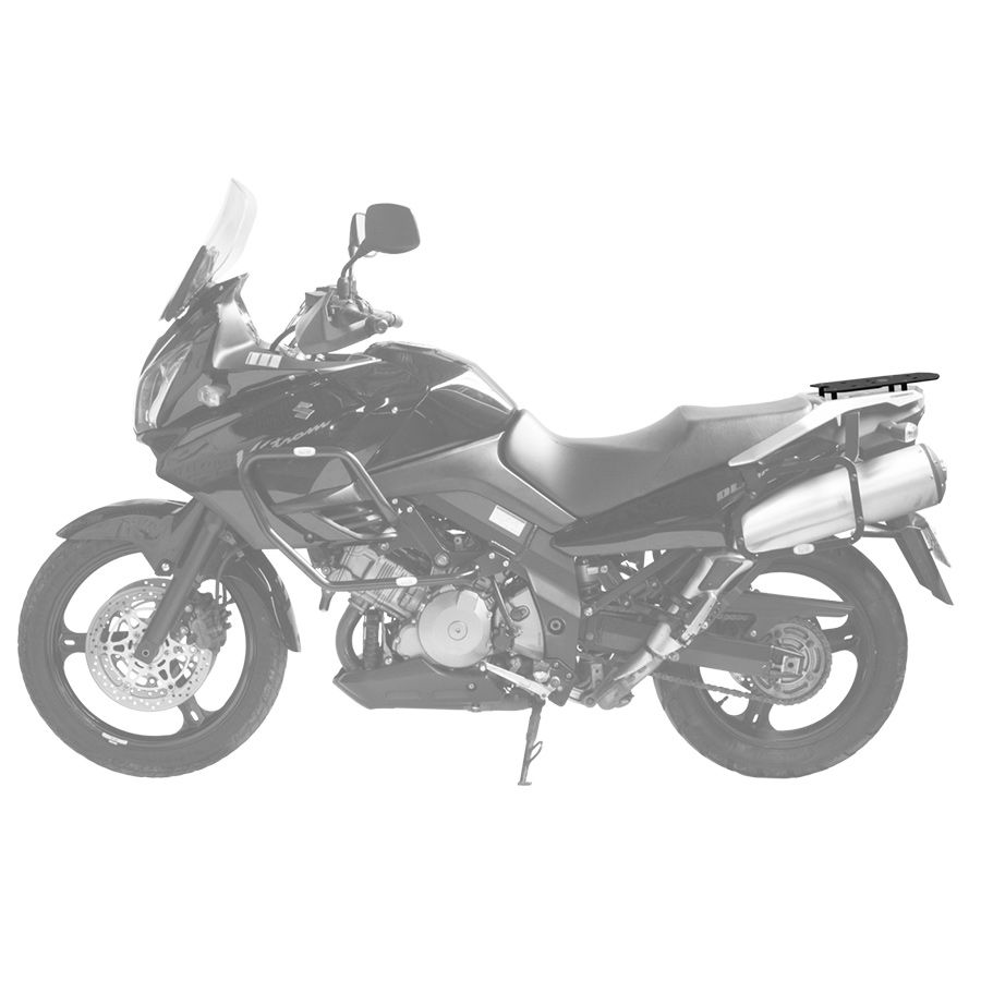 Suporte De Baú Superior Scam  Suzuki V-Strom 1000 Modelos 2002 A 2012.